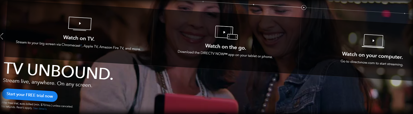 Why Does DirecTV Now Suck? – Michael Fienen